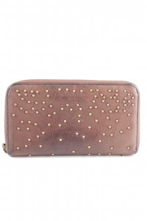 Liebeskind Wallet brown-gold-colored elegant