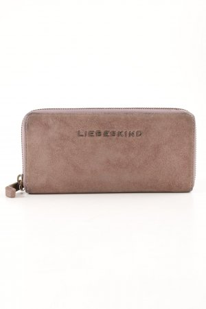Liebeskind Wallet mauve casual look