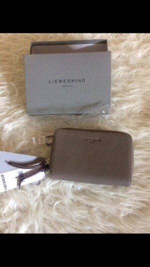 Liebeskind Wallet dark grey