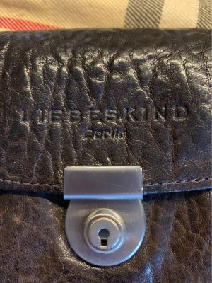Liebeskind Berlin Wallet dark brown-black brown