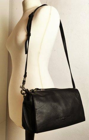 Liebeskind Berlin Crossbody bag dark brown leather