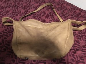 Liebeskind Pouch Bag camel leather