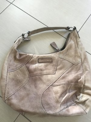 Liebeskind Pouch Bag beige leather