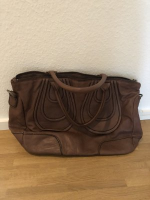 Liebeskind Handbag brown red