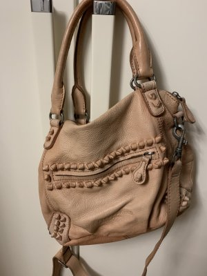 Liebeskind Handbag pink-dusky pink leather
