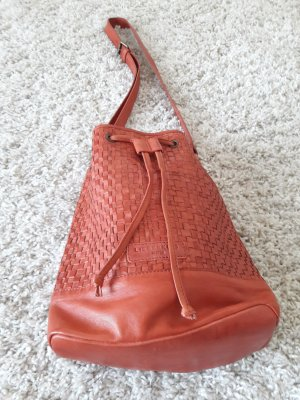 Liebeskind Berlin Pouch Bag russet-salmon leather