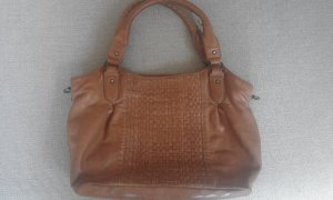 Liebeskind Berlin Handbag beige-camel leather