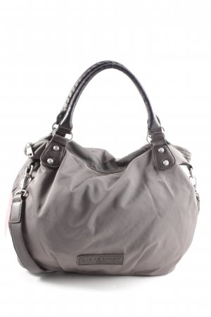 Liebeskind Handbag light grey casual look