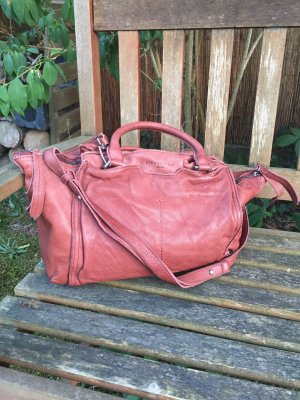 Liebeskind Handbag cognac-coloured