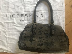 Liebeskind Handbag black-grey