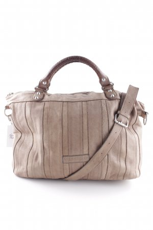 Liebeskind Handtasche hellbraun schlichter Stil
