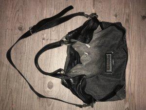 Liebeskind Handtasche  im Used Jeans Look