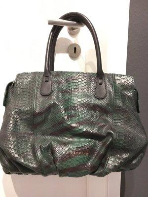 Liebeskind Handtasche in Schlangenlederoptik