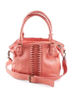 Liebeskind Handbag salmon casual look