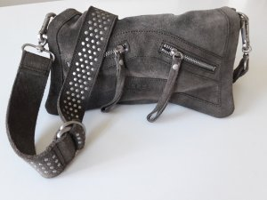 Liebeskind Handtasche Leder Grau