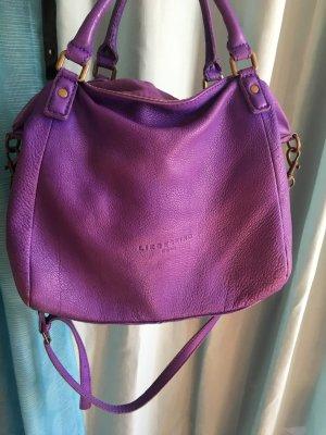 Liebeskind Handtasche Lila