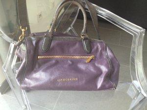LIEBESKIND Handtasche lila braun