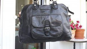 Liebeskind Bag black-silver-colored leather