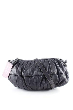 Liebeskind Handtas zwart quilten patroon stedelijke stijl