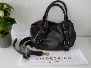 Liebeskind Handtasche schwarz wie neu Wardow Special