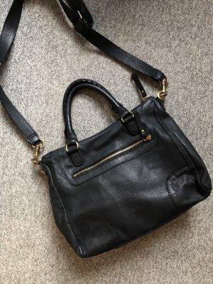 Liebeskind Handtasche - schwarzes Echtleder