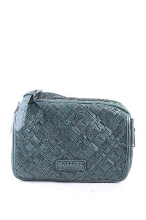Liebeskind Handtasche waldgrün klassischer Stil