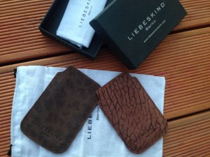 Liebeskind Mobile Phone Case brown-brown red