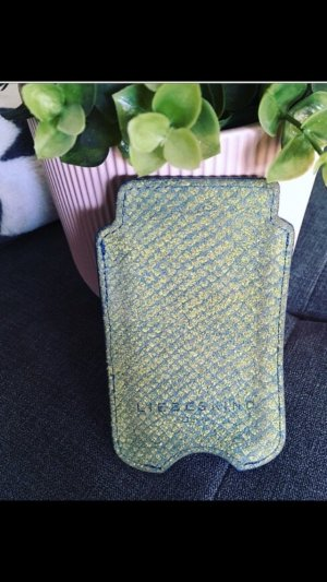 Liebeskind Berlin Carcasa para teléfono móvil verde pálido