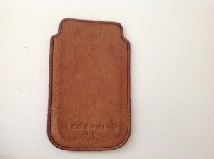 Liebeskind Berlin Mobile Phone Case light brown