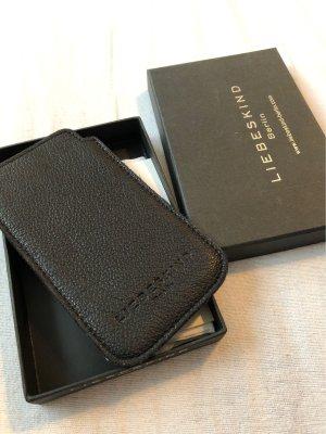 Liebeskind Berlin Mobile Phone Case black