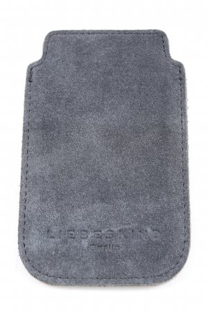 Liebeskind Mobile Phone Case anthracite casual look