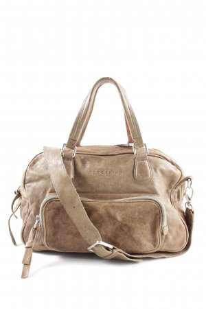 Liebeskind Bolso barrel color bronce look casual