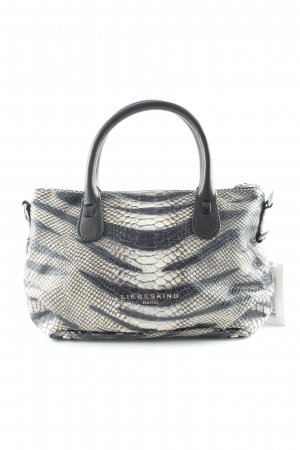 Liebeskind Carry Bag cream-dark brown animal print