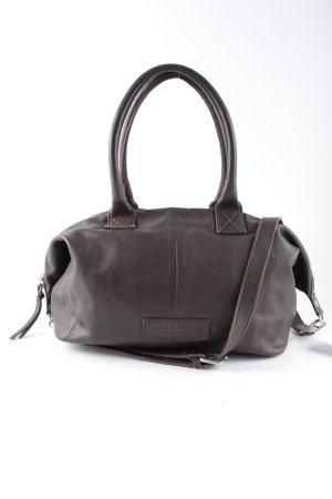 Liebeskind Carry Bag grey brown casual look