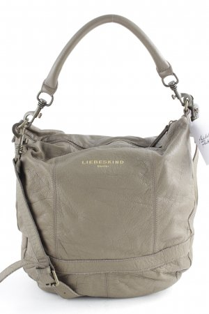Liebeskind Carry Bag grey brown-gold-colored casual look