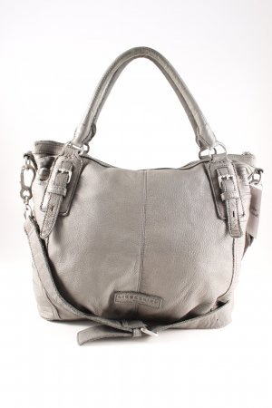 Liebeskind Carry Bag green grey casual look
