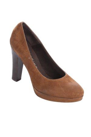 Liebeskind High Heels beige-dunkelbraun Casual-Look