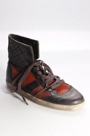 Liebeskind High Top Sneaker schwarz-braun