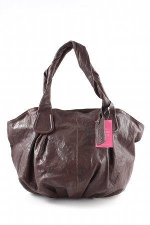 Liebeskind Bolsa Hobo marrón look casual