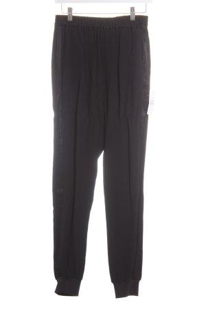 Liebeskind Hose schwarz schlichter Stil