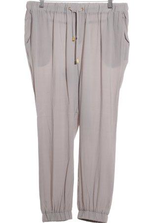 Liebeskind Pantalon taille basse gris style mouillé
