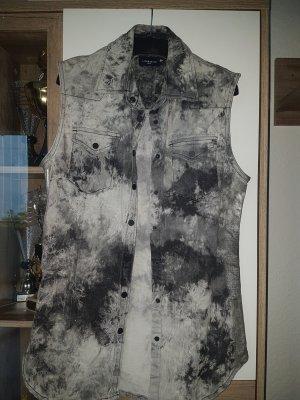Liebeskind Vest black-grey