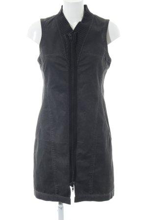Liebeskind Jeansjurk zwart casual uitstraling