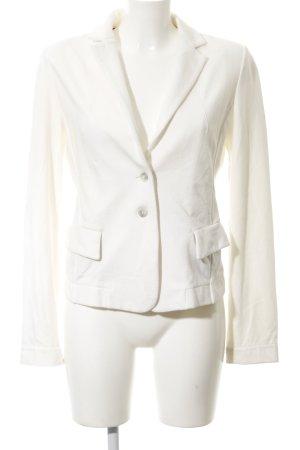 Liebeskind Jersey Blazer white casual look
