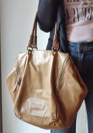 Liebeskind Berlin Shopper sand brown leather
