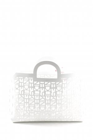 Liebeskind Basket Bag white casual look