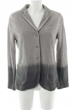 Liebeskind Short Blazer light grey-dark grey color gradient casual look