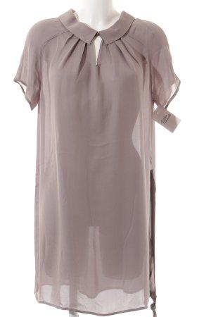 Liebeskind Vestido de manga corta gris elegante