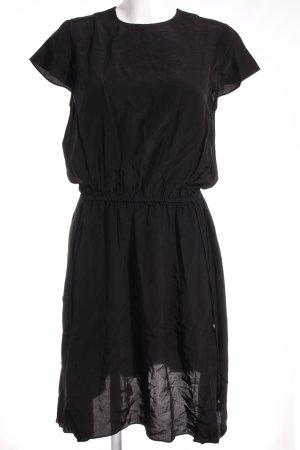 Liebeskind Kurzarmkleid schwarz schlichter Stil