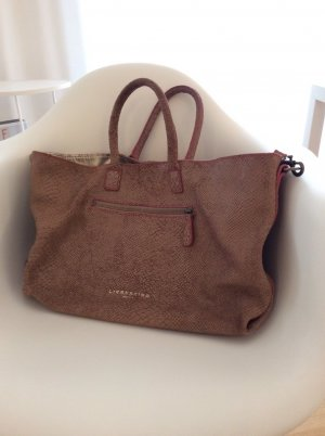 Liebeskind Berlin Shopper beige leather